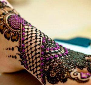 Самые известные стили мехенди: арабские, индийские и марокканские стили