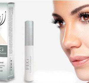 Сыворотка Feg Eyelash Enhancer для роста ресниц и бровей