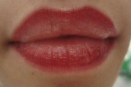 губы заживление по дням