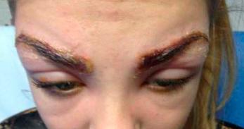 Волосковый татуаж бровей: отзывы