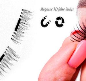 Обзор магнитных накладные ресницы Magnet Lashes: виды, особенности, инструкция