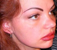 татуаж макияж губ