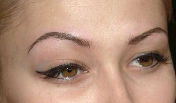 какие последствия после татуажа глаз