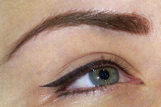 татуаж глаз уход после процедуры