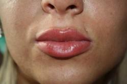 естественный цвет губ