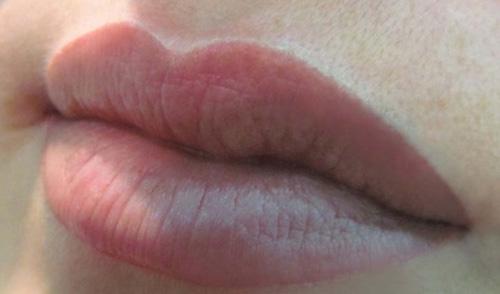 техники татуажа губ