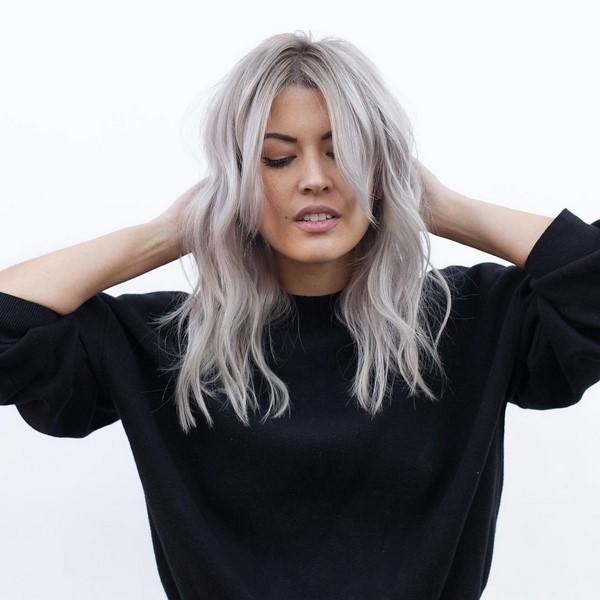 длинные волосы актуальные стрижки 2019 - 2020