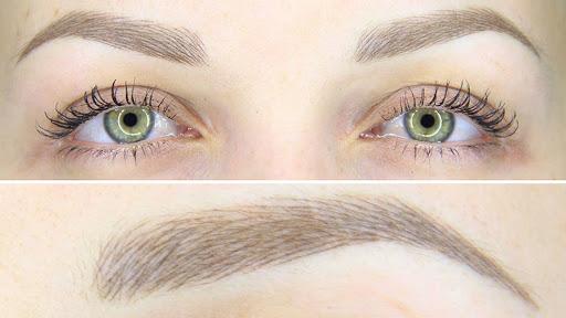 Техники перманентного макияжа бровей: основные разновидности
