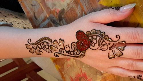 переводная татуировка фото